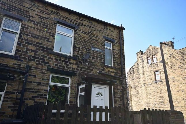 Thumbnail End terrace house to rent in Belgrave Street, Sowerby Bridge