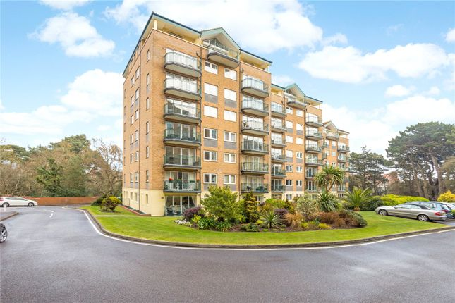 Thumbnail Flat for sale in Keverstone Court, 97 Manor Road, Bournemouth