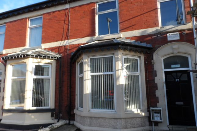 Thumbnail Flat to rent in Egerton Road, Blackpool