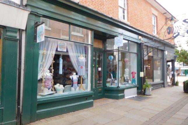 Thumbnail Retail premises to let in Drapers Lane, Leominster