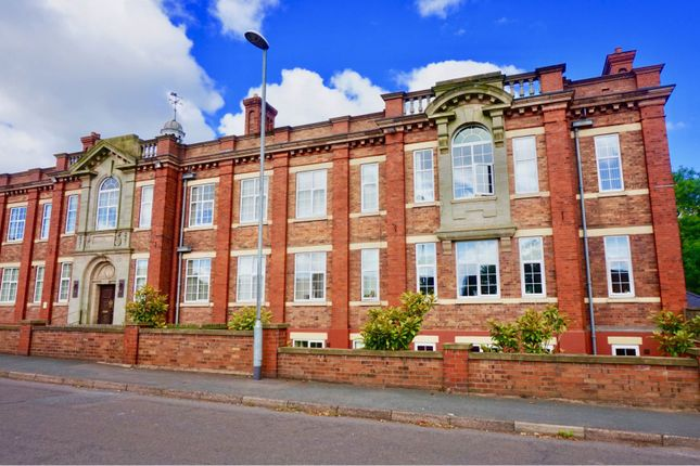 Thumbnail Flat for sale in Walker Apartments, Oakengates