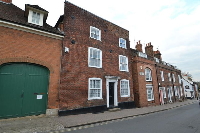 Thumbnail Terraced house to rent in St. Margarets Street, Rochester