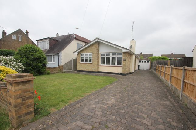 Thumbnail Detached bungalow for sale in Eastbury Avenue, Ashingdon, Rochford