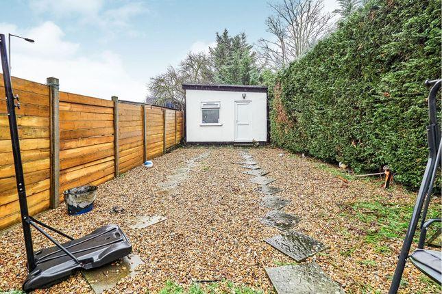 Garden of Cullington Close, Harrow HA3