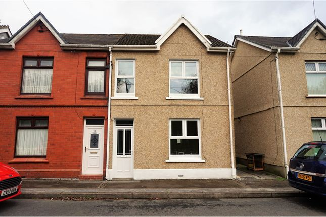3 bed semi-detached house for sale in Pantyffynnon Road, Ammanford