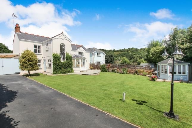 Thumbnail Detached house for sale in Polgooth, St Austell, Cornwall