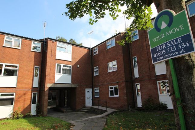 Thumbnail Flat for sale in Uppingham, Skelmersdale, Lancashire