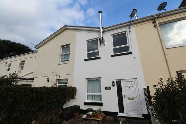 Thumbnail Terraced house for sale in Haldon Road, Torquay