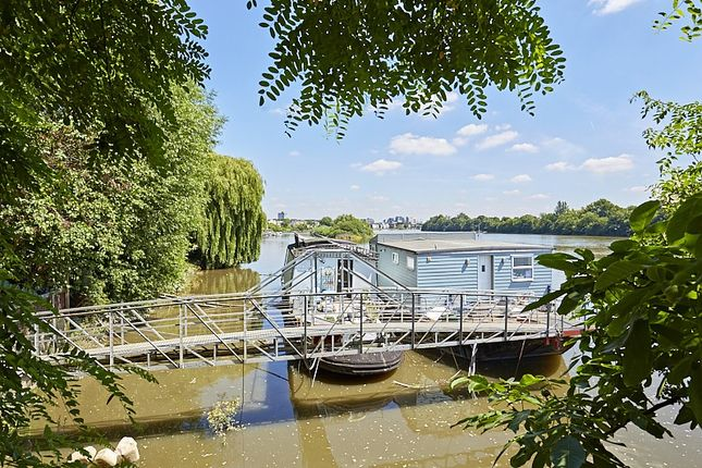 Thumbnail Property for sale in Chiswick Mall Mooring, Chiswick
