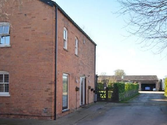 Thumbnail Semi-detached house for sale in Chester Lane Farm, Chester Lane, Winsford, Cheshire