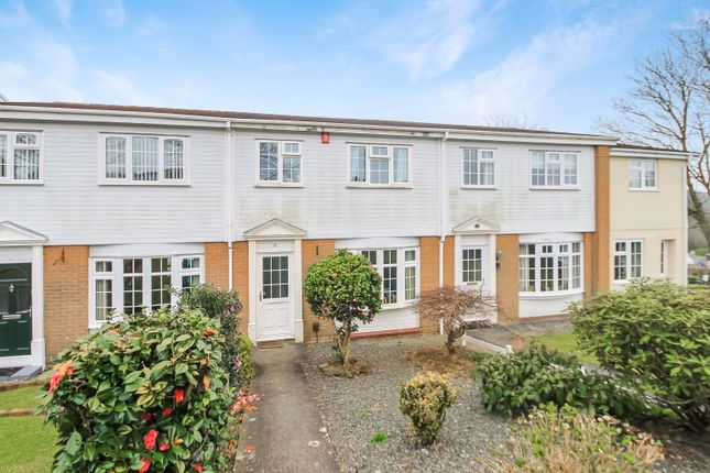 Thumbnail Terraced house for sale in Fairway, Saltash, Cornwall