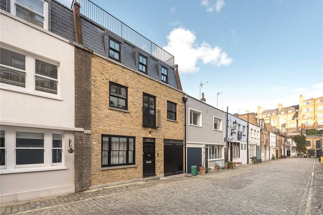 Thumbnail Mews house for sale in Leinster Mews, Bayswater, London