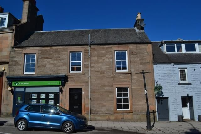Thumbnail Semi-detached house to rent in 105 High Street, Auchterarder, Perthshire