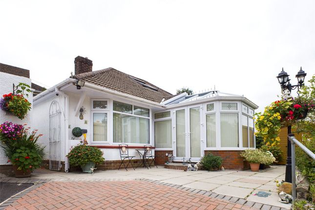 Thumbnail Bungalow for sale in The Walk, Blaina, Abertillery, Gwent