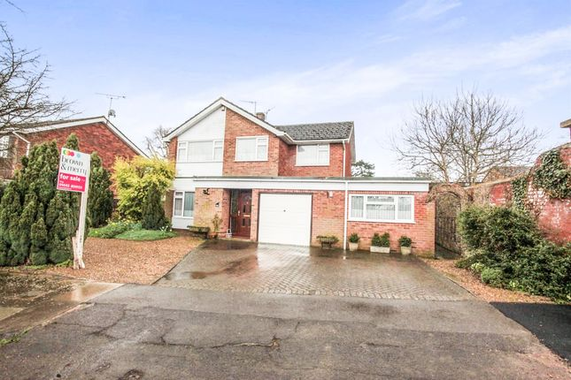 Thumbnail Detached house for sale in Sycamore Drive, Tring