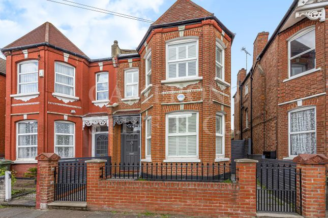 Thumbnail Semi-detached house for sale in Sneyd Road, London