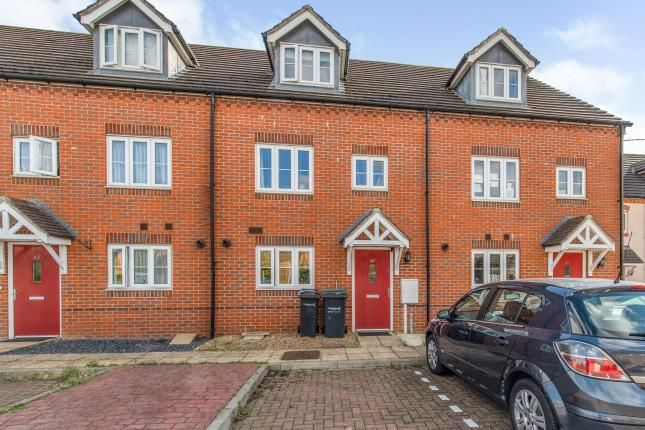 Thumbnail Terraced house for sale in Quarry Close, Gravesend, Kent, England