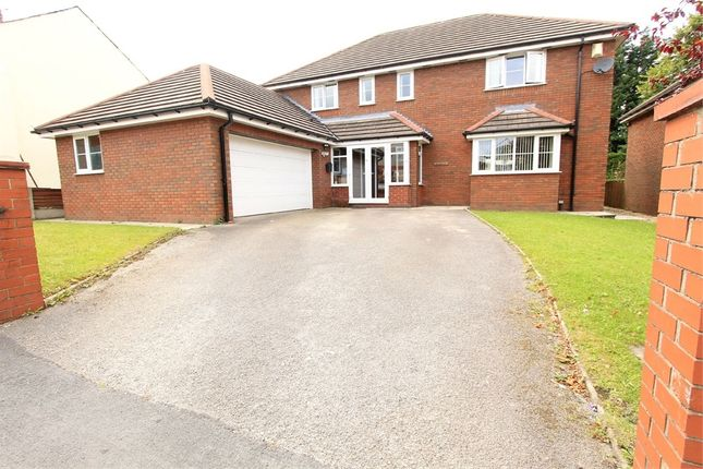 Thumbnail Detached house for sale in New York, Deane, Bolton, Lancashire