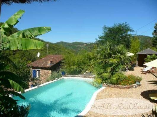4 bed property for sale in 34190 Ganges, France