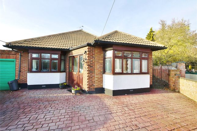 Thumbnail Bungalow for sale in St. Agnes Road, Billericay, Essex