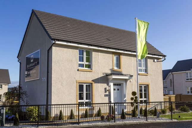 "Thumbnail Detached house for sale in ""Kildrummy"" at Kildean Road, Stirling"