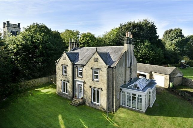 Thumbnail Detached house for sale in Busker Lane, Huddersfield, West Yorkshire