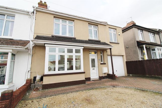 Thumbnail Semi-detached house to rent in Highbury Road, Horfield, Bristol