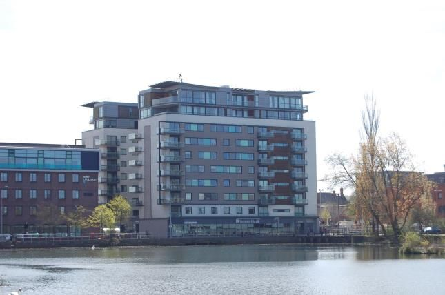 Thumbnail Flat for sale in Witham Wharf, Brayford Street, Lincoln, Lincolnshire