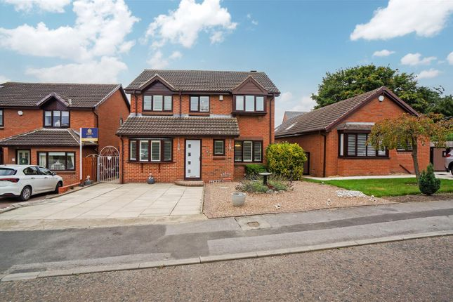 Thumbnail Detached house for sale in Brockadale Avenue, Pontefract