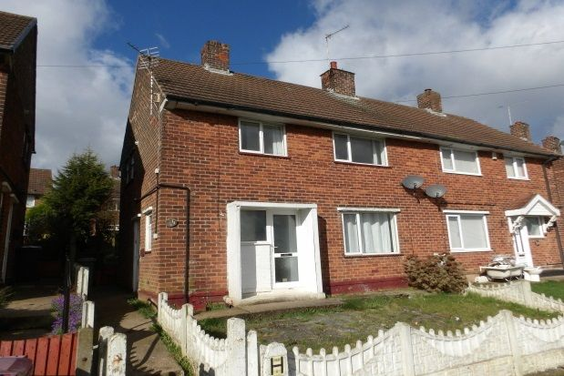 Thumbnail Property to rent in Limes Crescent, Shirebrook, Mansfield