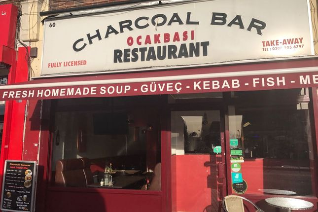 Thumbnail Restaurant/cafe for sale in High Street, Edgware