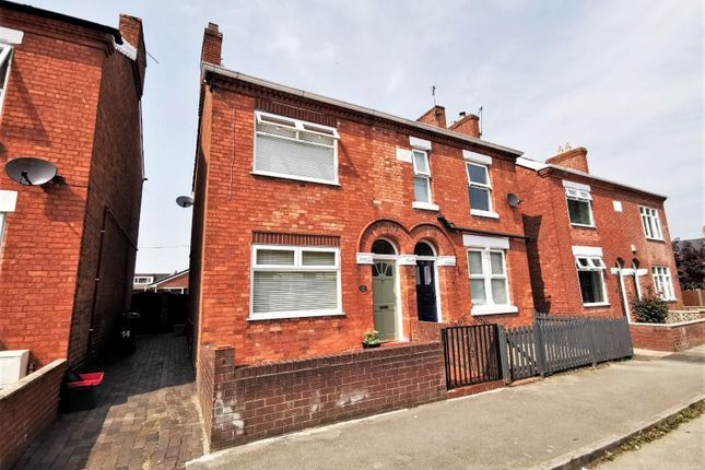 Thumbnail Semi-detached house to rent in Gladstone Street, Winsford