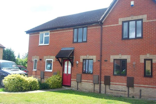 Thumbnail Semi-detached house to rent in Windrush Way, Long Lawford, Rugby