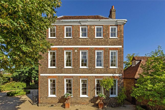 Thumbnail Detached house for sale in Petersham Road, Richmond, Surrey