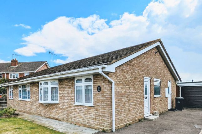 2 bed bungalow for sale in Poplar Grove, Burnham-On-Crouch CM0