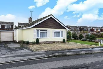 Thumbnail Detached bungalow for sale in Damask Way, Warminster, Wiltshire