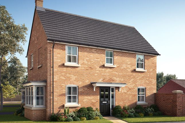 "Thumbnail Detached house for sale in ""The Skipton"" at Southfield Lane, Tockwith, York"