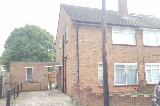 Thumbnail Terraced house to rent in Festival Close, 30