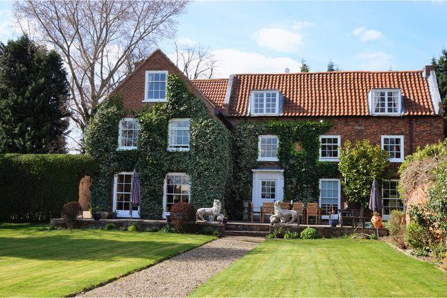 Thumbnail Detached house for sale in Fosse Road, Screveton, Nottingham