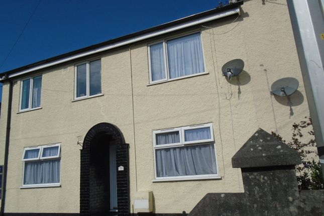 Thumbnail Flat to rent in Downside Avenue, Plymouth