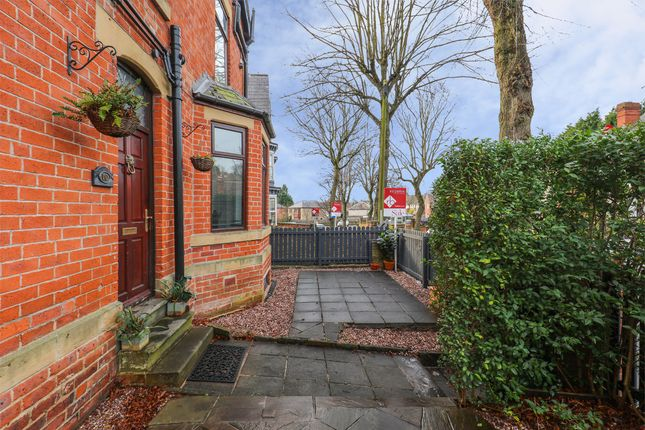 Garden of Meersbrook Road, Sheffield S8