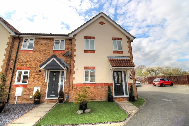 3 bed semi-detached house for sale in Caburn Close, Eastbourne BN23