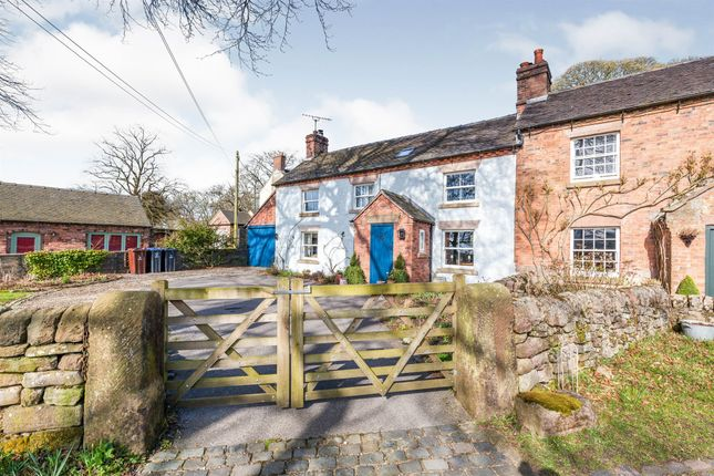 3 bed cottage for sale in Garston, Whiston, Stoke-On-Trent ST10