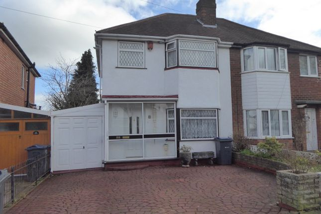 3 bed semi-detached house for sale in Lindsworth Road, Kings Norton, Birmingham