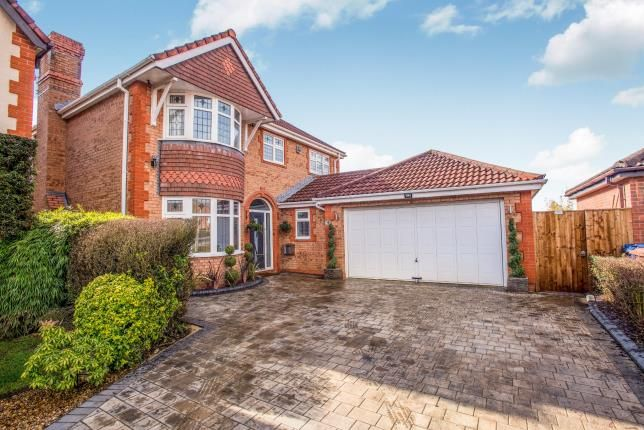 Thumbnail Detached house for sale in Allington Close, Walton-Le-Dale, Preston, Lancashire