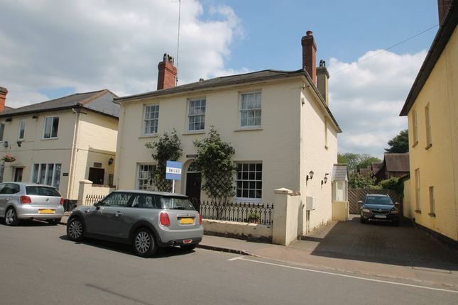 Thumbnail Detached house to rent in Middle Street, Shere, Guildford