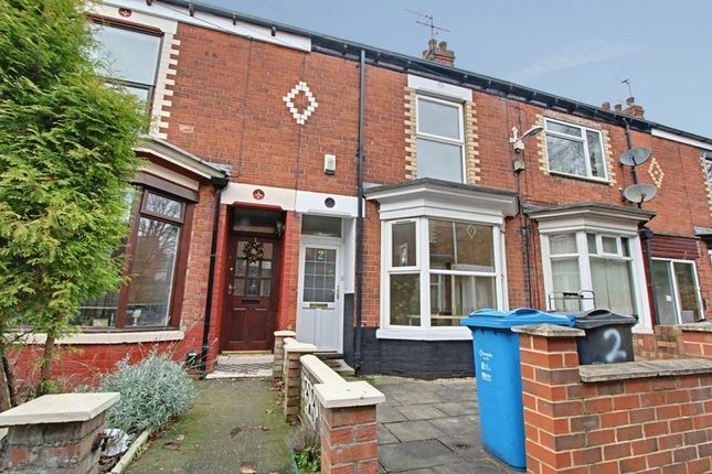 Thumbnail Terraced house for sale in The Beeches, Goddard Avenue, Hull
