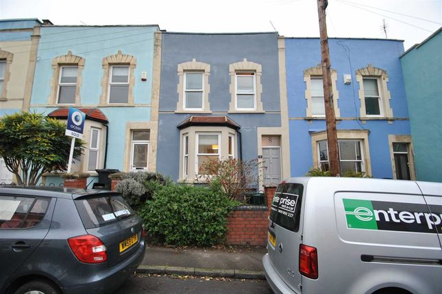Thumbnail Terraced house for sale in William Street, Totterdown, Bristol