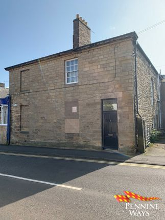 Thumbnail Maisonette to rent in Aesica Road, Haltwhistle, Northumberland