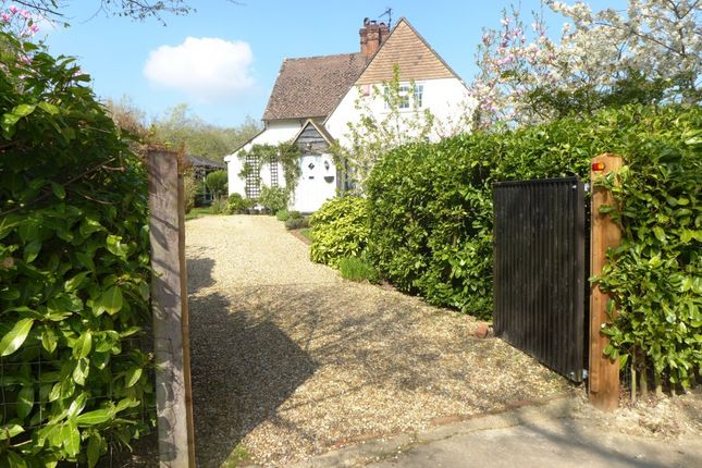 Thumbnail Detached house for sale in Old Potbridge Road, Winchfield, Hook